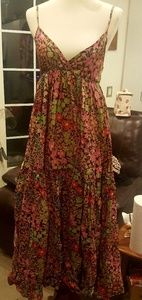 SUPER BOHO DRESS